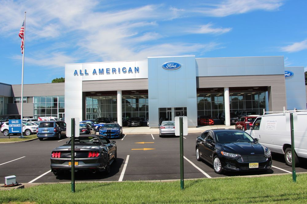 all american ford old bridge