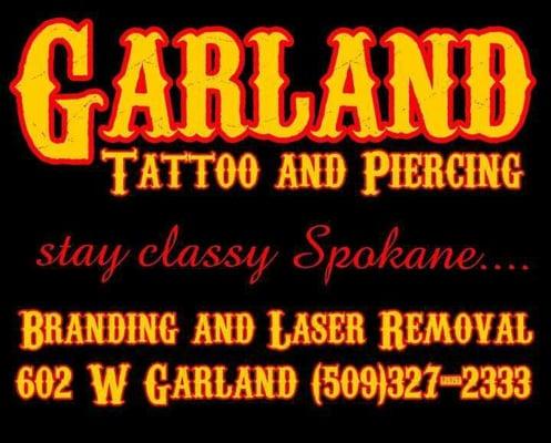 Garland Tattoo And Piercing 608 W Garland Ave Spokane Wa Tattoos