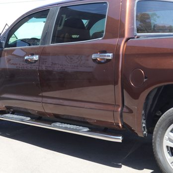 Amp Research Power Steps Electric Running Boards In Tucson