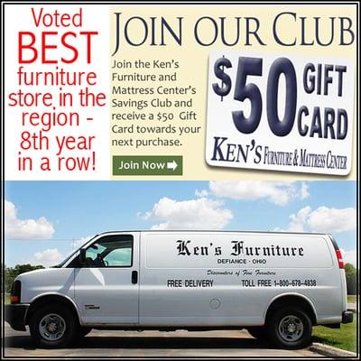 Ken S Furniture And Mattress Center 1710 Jefferson Ave