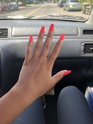 Lv Nails 38 Photos 15 Reviews Nail Salons 111 Elm St West Haven Ct Phone Number Services Yelp