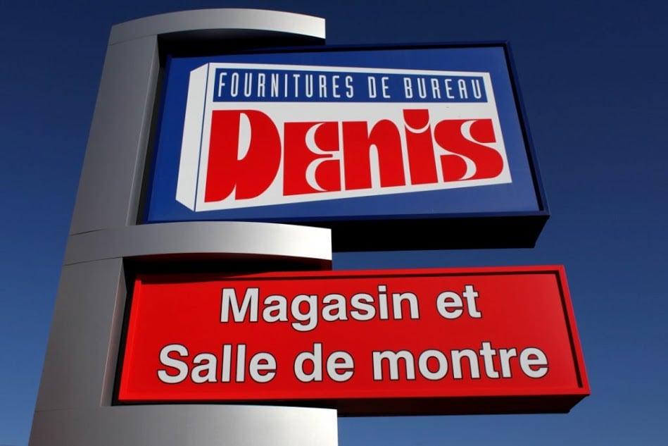 Denis Fournitures De Bureau Equipement De Bureau 2990 Boul Le Corbusier Laval Laval Qc Numero De Telephone Yelp