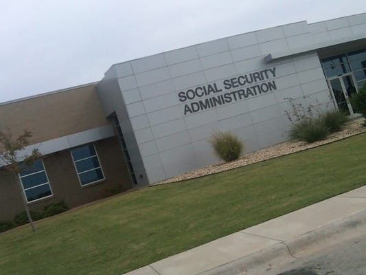 Social Security 1202 E South 11th St Abilene Tx Government Offices Us Mapquest