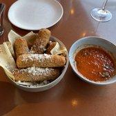 Photo of Flour + Water Pizzeria - San Francisco, CA, United States. Mozzarella Sticks