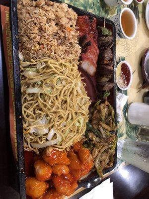 Chinese Garden Restaurant 1071 15th Ave Longview Wa Restaurants Mapquest