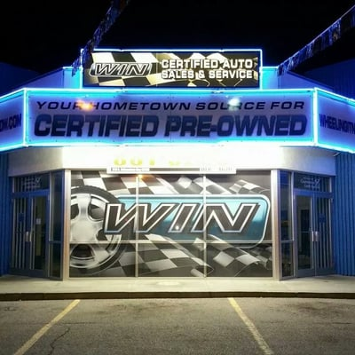 Certified Auto Sales >> Win Certified Auto Sales Service 1710 S Yellowstone Hwy