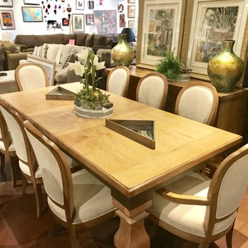 Drexel Heritage Dining Table W 8 Chairs $2499. - Yelp