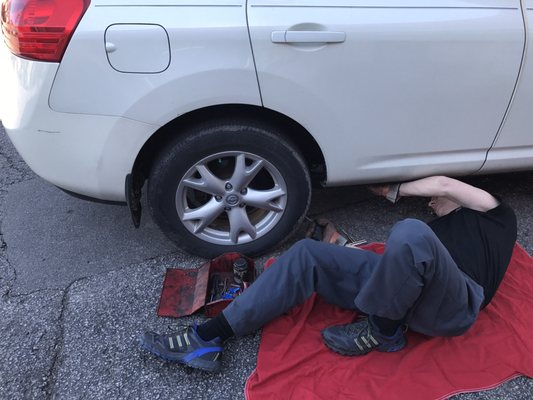 Gates Automotive 12 Photos 33 Reviews Auto Repair 1546 Bardstown Rd Highlands Deer Park Louisville Ky United States Phone Number Yelp