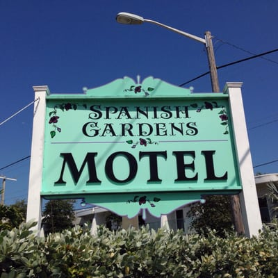 Spanish Gardens Motel Closed 24 Reviews Hotels 1325
