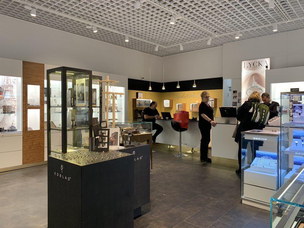 guldsmed mall of scandinavia