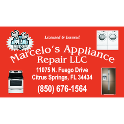 Appliances Amp Repair In Inverness Yelp