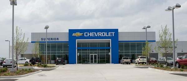 Superior Chevrolet Of Conway 1275 Exchange Ave Conway Ar Auto Dealers Mapquest