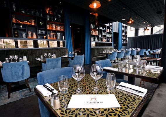 La Maison 35 Photos 25 Reviews Lounges 4 Rue Jonas Salk Gerland Lyon France Restaurant Reviews Phone Number Yelp
