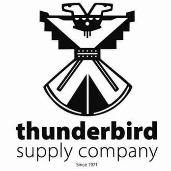 Thunderbird Supply logo