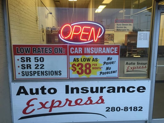 Auto Insurance Express 1710 E 10th St Jeffersonville In Insurance