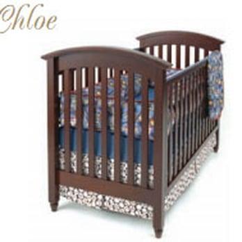 Echelon Diya Collection 4 In 1 Crib Shown Converted Into