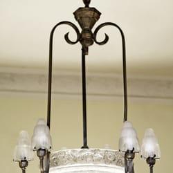 Art Deco Lampe Wiesbaden - Antiquitäten - Nerostr. 19 ...
