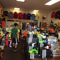 soccer boots store near me