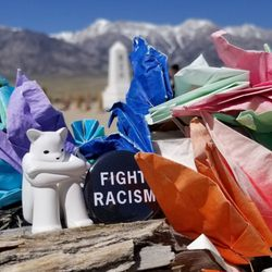 Photo of Manzanar National Historic Site - Independence, CA, United States. 49th Annual Manzanar Pilgrimage