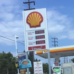 Shell Gas Station Prices Near Me >> Gas Stations In Whittier Yelp