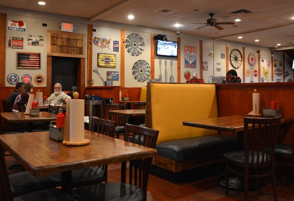 Johnny S Farm House 290 Copperfield Blvd Ne Concord Nc Restaurants Mapquest