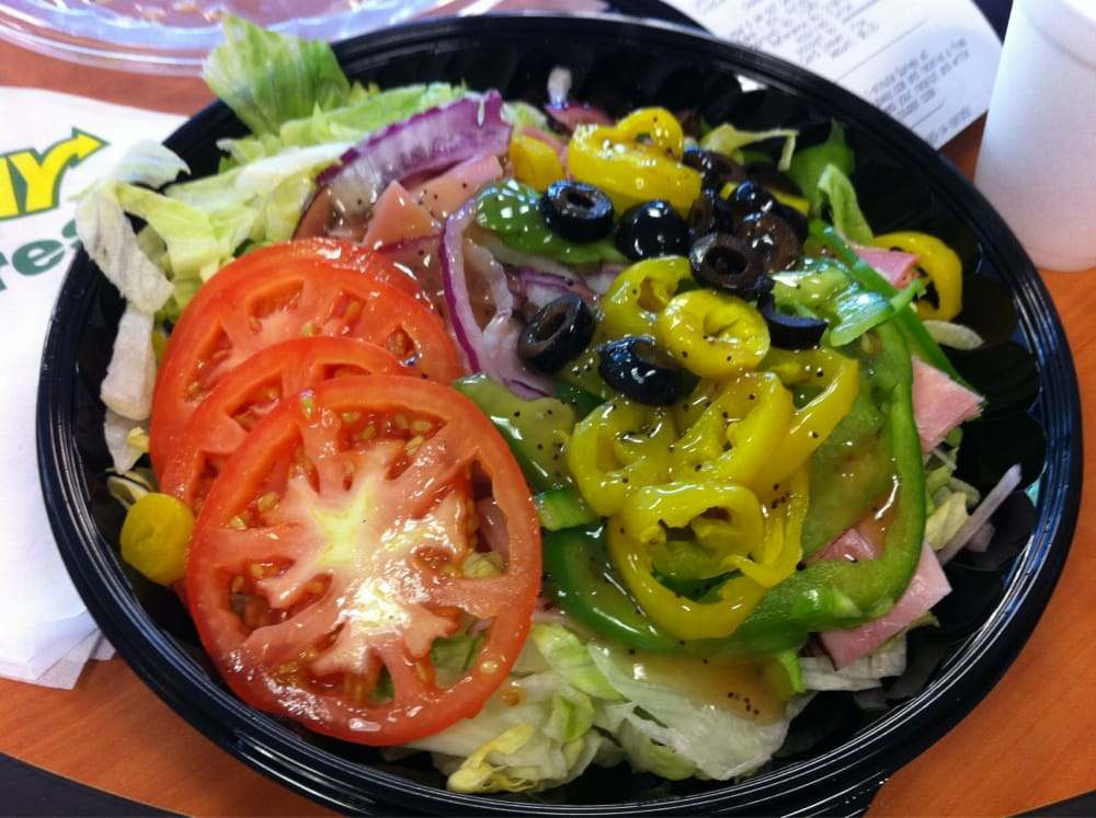 Salad with Black Forest Ham - Yelp
