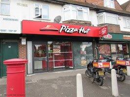Pizza Hut Pizza 2 Kingston Road Leatherhead Surrey