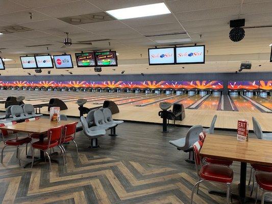 Amf Deltona Lanes 2716 Enterprise Rd Orange City Fl Bowling Centers Mapquest