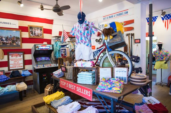Chubbies Shorts Shop - CLOSED - 42