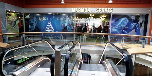 Marmon Sports Vêtements de sport 73 avenue Jean Jaurès