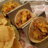 Photo of Ballast Point Anaheim - Anaheim, CA, United States. Soyrizo & Roasted Cauliflower Tacos