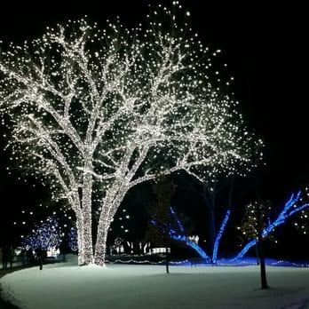 Hudson Garden Christmas Lights Display Yelp