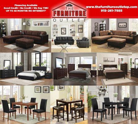 The Furniture 11165 Rojas Dr Ste, Furniture Warehouse El Paso