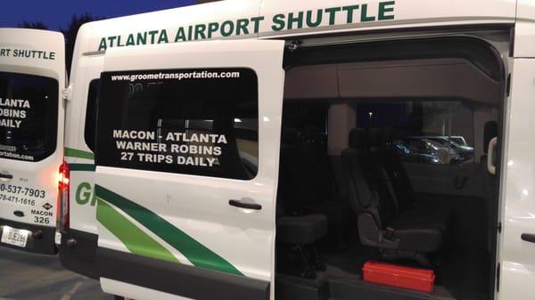 Groome Transportation Macon >> Groome Transportation Byron Ga Airport Transportation