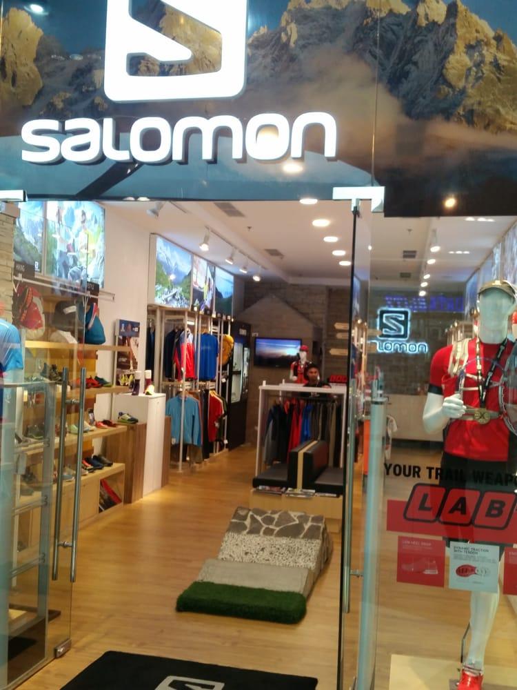 Salomon Sports Wear 4F SM Aura, Taguig City, Taguig
