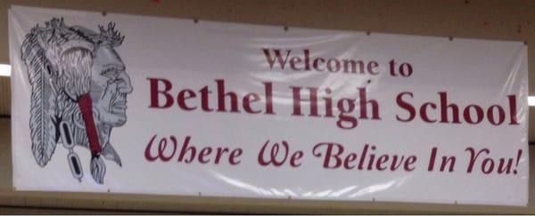 Bethel High School 22215 38th Ave E Spanaway, WA Schools
