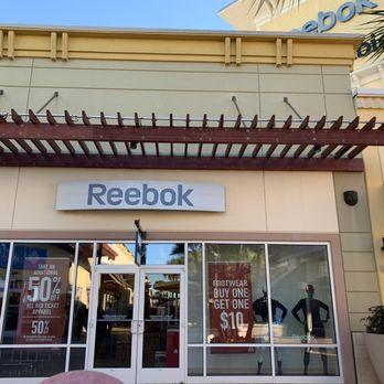 nearest reebok outlet