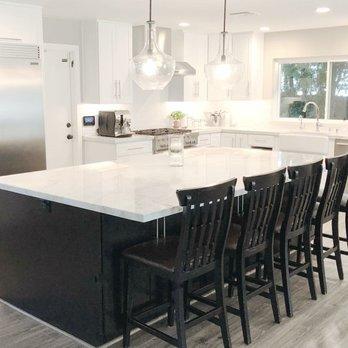 White Shaker Kitchen Cabinets Espresso
