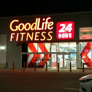 Goodlife Fitness on Yelp
