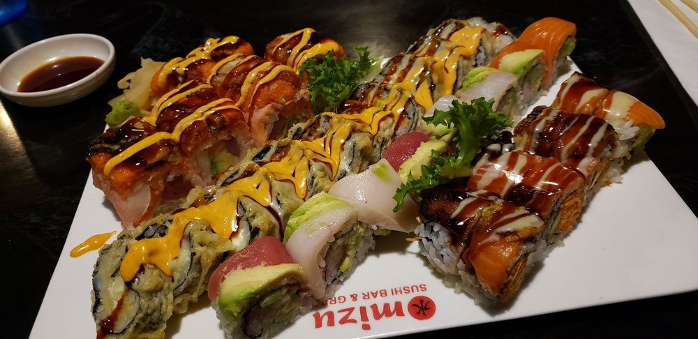 Mizu Japanese Restaurant - Order Food Online - 141 Photos & 93 ...