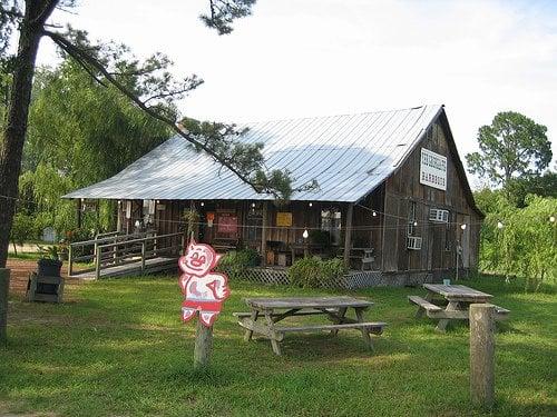 Photo of The Georgia Pig - Brunswick GA United States Respect the Pig