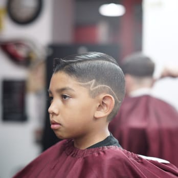 Comb over and z part design ,by Johnny , Yelp