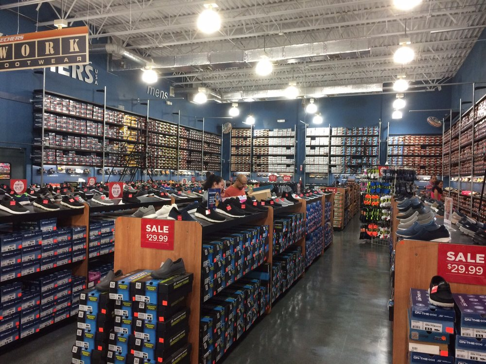 skechers factory outlet miami fl