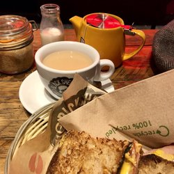 Top 10 Cafes Near Manchester Piccadilly In Manchester Yelp