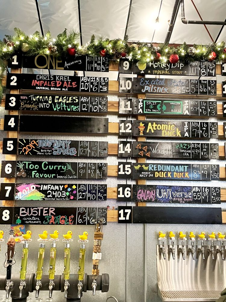 Photo of Able Baker Brewing - Las Vegas, NV, United States. Beer Menu 1