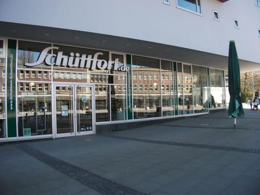 Schuhhaus Schüttfort Schuhe Eppendorfer Landstr. 67