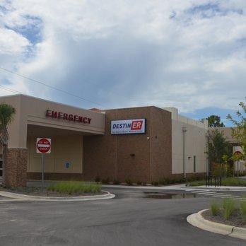 Destin ER - 11 Reviews - Emergency Rooms - 200 Tequesta Dr, Destin, FL -  Phone Number - Yelp