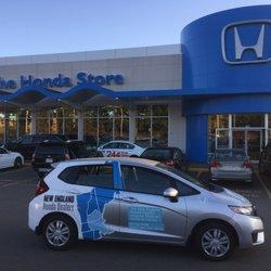 Honda Dealers Ma >> The Honda Store 17 Photos 39 Reviews Auto Repair 500 Old