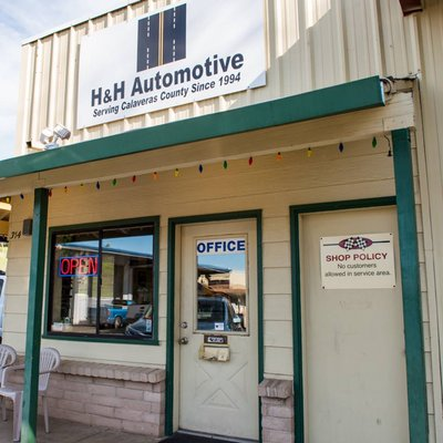 H & H Automotive 320 N Main St Angels Camp, CA Auto Repair - MapQuest