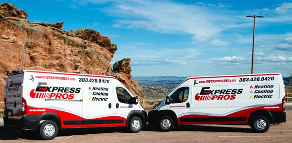 Express Pros Heating Cooling Electric 7100 Grandview Ave Ste 9 Arvada Co Nonclassified Establishments Mapquest